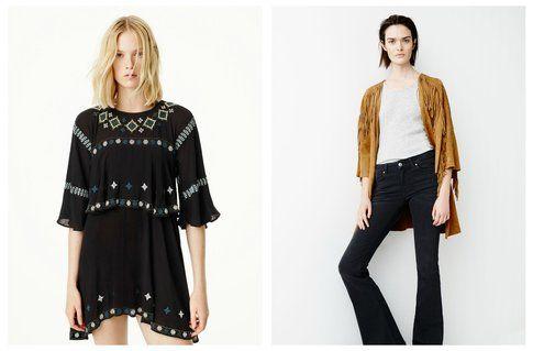 Collezione Zara primavera 2015