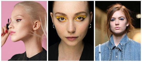 Eyeliner pigmentato - trend 2015