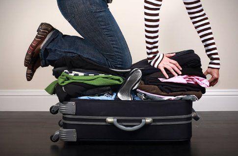 Consigli utili per preparare la valigia