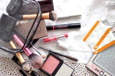 Make up da viaggio