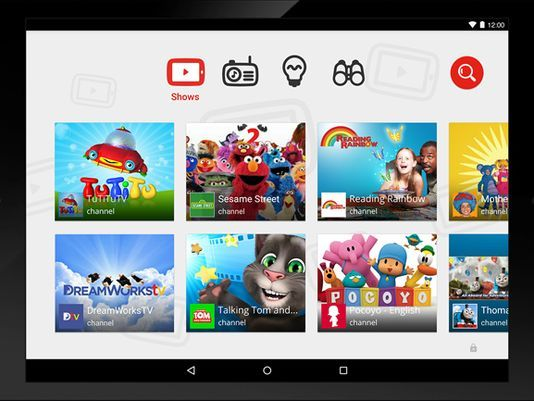 You Tube Kids: l'applicazione sicura per i bambini
