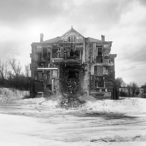 untitled (facade), 2010