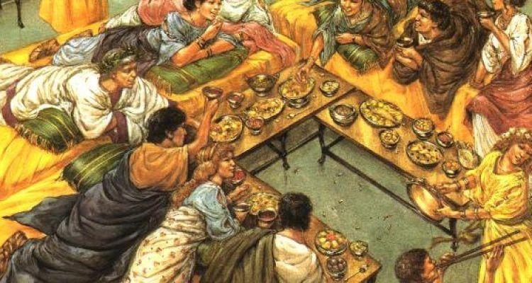 Ricette dall 39 antica roma bigodino for Ricette roma antica