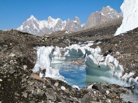 Ghiacciaio Baltoro & K2, Pakistan