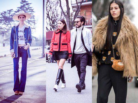 Look Flop di Chiara Ferragni, Patricia Manfield e Gilda Ambrosio -Fonte: Federico Avanzini @BigFede su Instagram