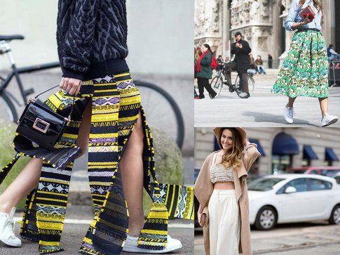 Dettagli che catturano gli obiettivi dei fotografi di Street Style - -Fonte: Federico Avanzini @BigFede su Instagram