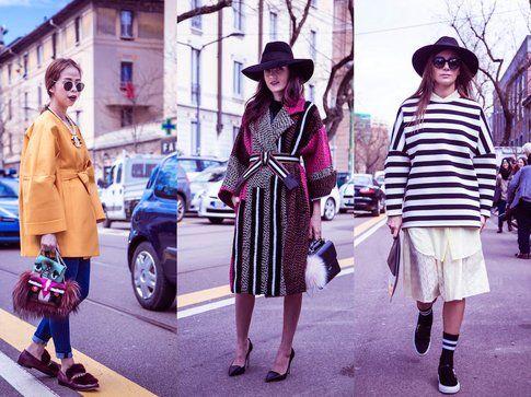 Look top di Ploy Chava, Eleonora Carisi, Elisa Bersani - Fonte: Federico Avanzini @BigFede su Instagram