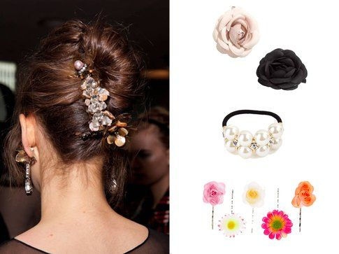 Accessori per capelli di H&m, Asos e Accessorize