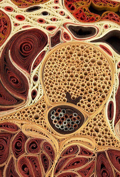 Lisa Nilsson Tissue Series. Foto:John Polak