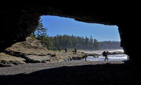 West Coast Trail, Canada