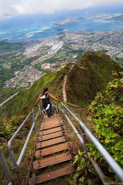 Muliwai Trail, Hawaii