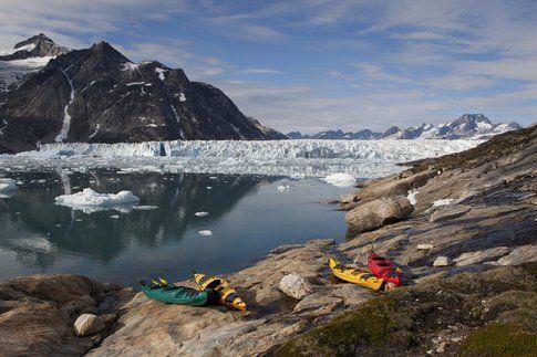 Polar Route, Groenlandia