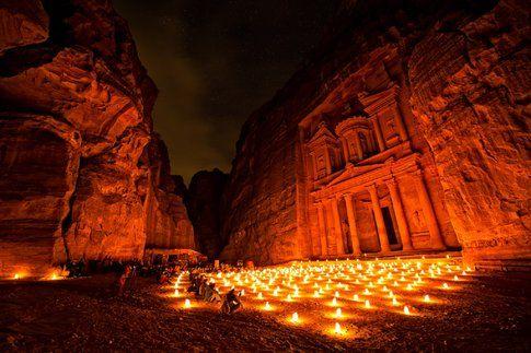 Deserto di Petra, Giordania