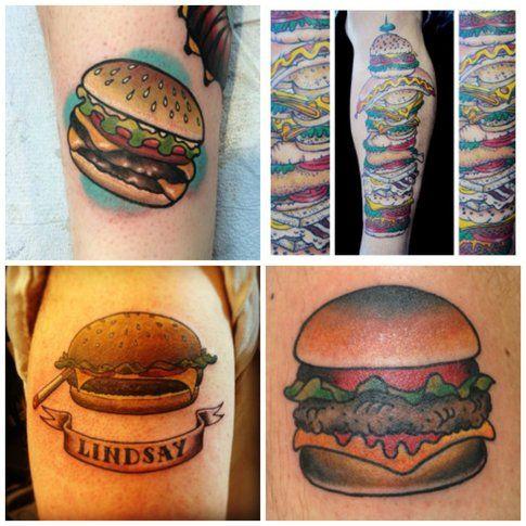 Amatissimi hamburger