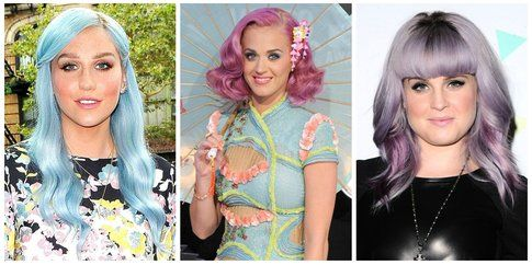 Keisha, Katy Perry e Kelly Osbourne