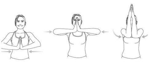 Esercizi per rassodare i seno