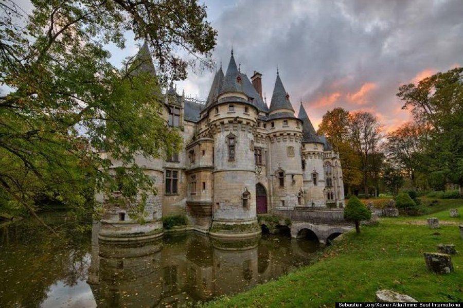 Vuoi vivere da regina? Ecco 5 spettacolari castelli in vendita
