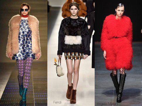 Pellicce, pellicce, pellicce per Au Jour le Jour, Angelo Marani e Fendi - fonte: elle.it