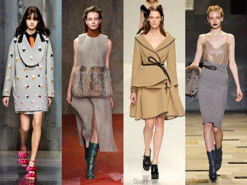 Milano Fashion Week: ecco i trend per l\'Autunno-Inverno 2015-16 ...