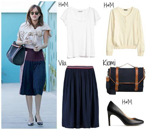 1° look Dakota Johnson