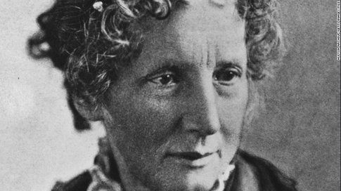 Harriet Beecher Stowe - Fonte: Cnn.com