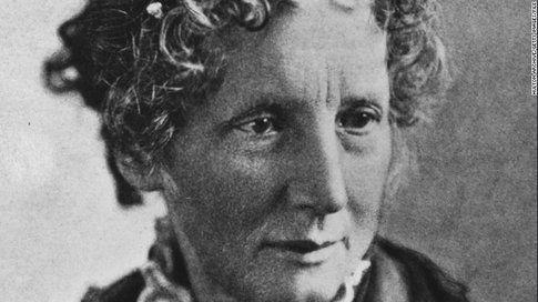 Harriet Beecher Stowe - Fonte: Cnn.com