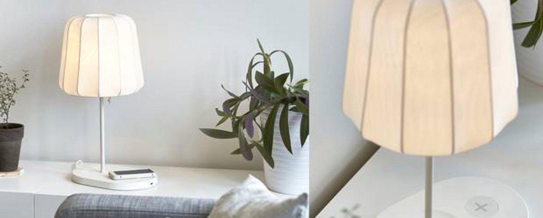 Lampade Comodino Ikea: Ricchezza europea lusso viola lampada calda ...