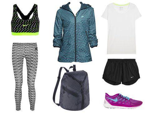 La collezione Gymwear di Nike