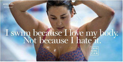This girl can - foto www.thisgirlcan.co.uk
