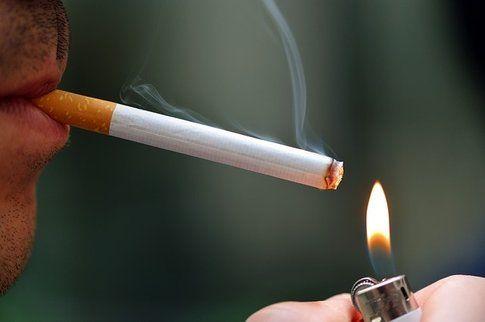 Rischi del fumo passivo