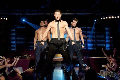 Una scena da Magic Mike - foto Movieplayer.it