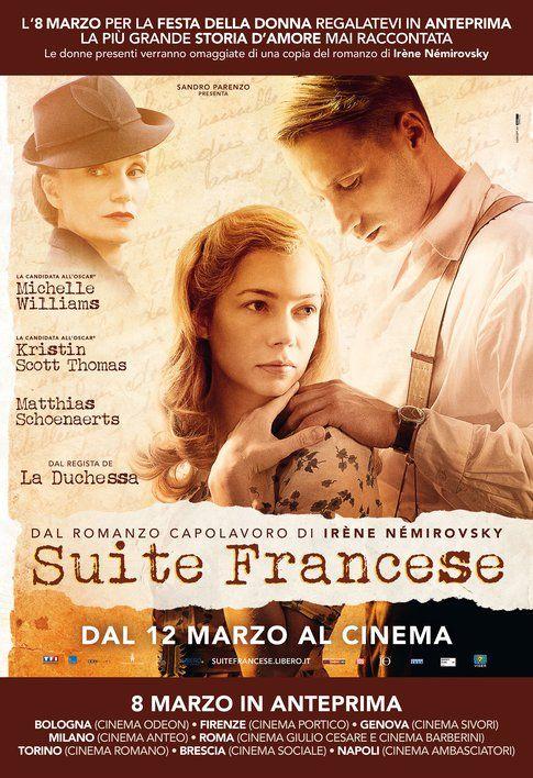 Locandina - Suite Francese