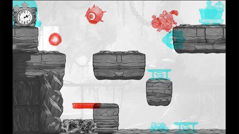 Una schermata di gioco di Dig Rush