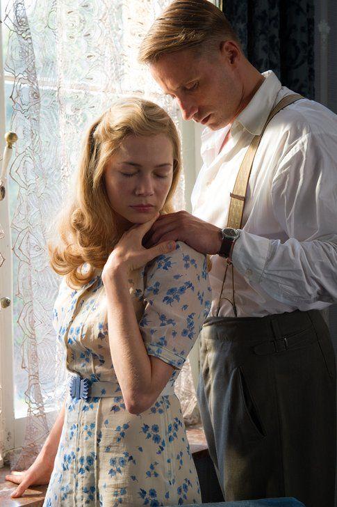 Foto di scena di Suite Francese - immagini da ufficio stampa Videa