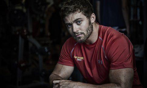 Leigh Halfpenny - foto Theguardian.com