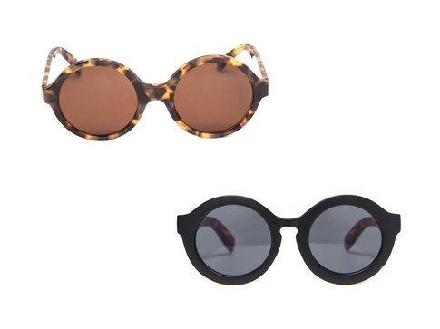 Gli occhiali da sole di Illesteva e Zara