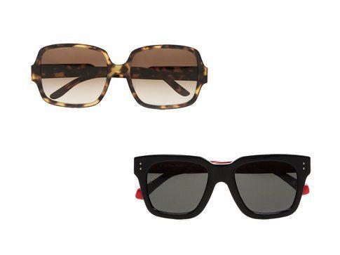 Gli occhiali da sole di Stella McCartney e Linda Farrow