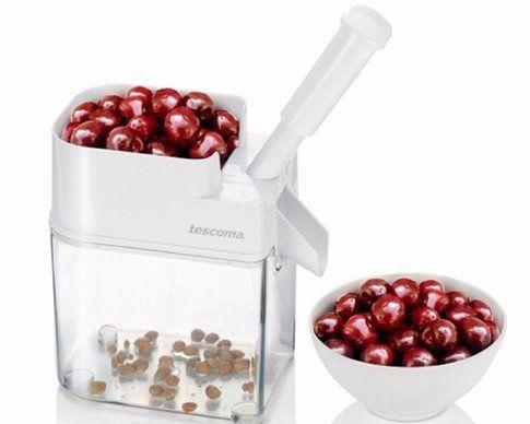 Macchina snocciolatrice per ciliegie e olive