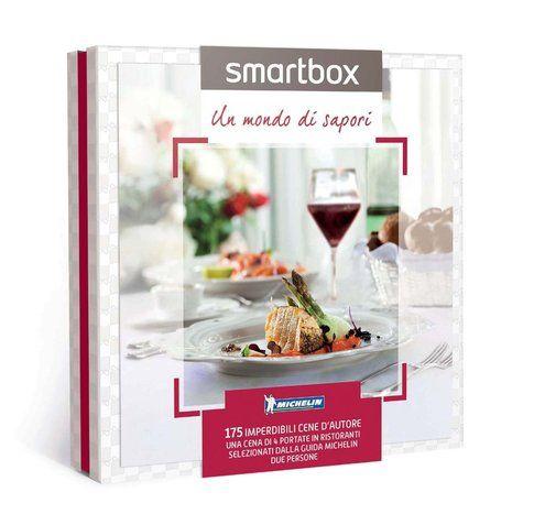 Smartbox - Un mondo di sapori Michelin