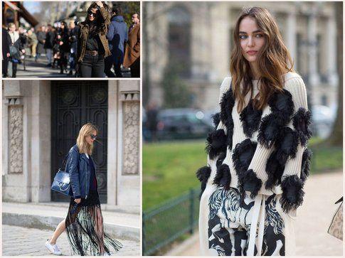 Frange su giacche, maglioni e gonne- fonte: grazia.it, elle, lofficiel