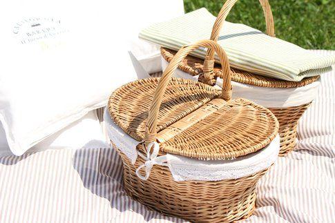 Il cesto da picnic di California Bakery - Milano
