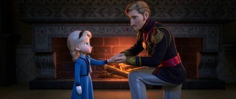 Re di Arendelle - Frozen