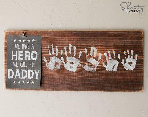 Tavola di legno personalizzata - Fonte Lilluna