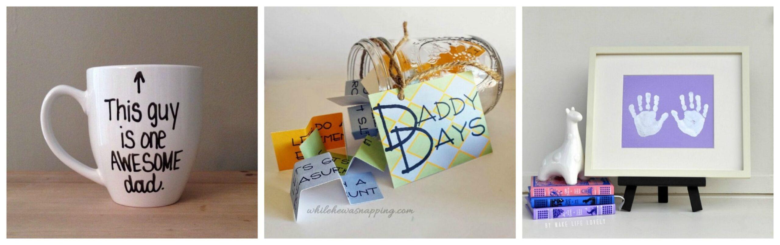 Festa del papà: idee regalo fai da te