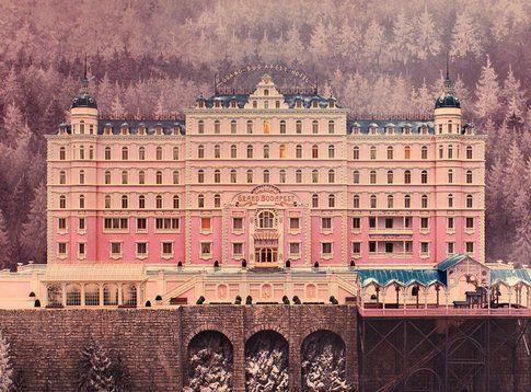 The Grand Budapest Hotel - immagine da movieplayer.it
