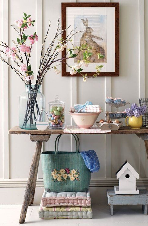 decorazioni pasquali proposte idee casa : Pasqua: come addobbare casa con il fai da te Bigodino