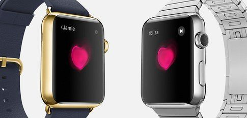 Apple Watch - Fonte: sito Apple