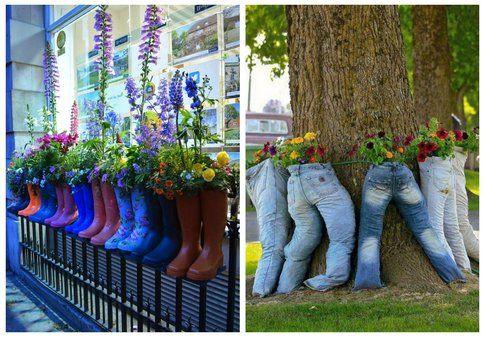 Abiti e accessori porta fiori - Pinterest