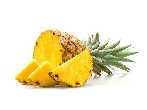 Alimenti per denti più bianchi: l'ananas