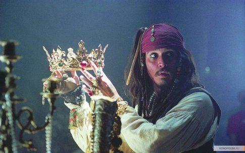Johnny Depp alias Jack Sparrow - Fonte: Facebook